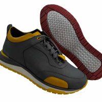کفش اسپرت مردانه چرم طبیعی مدل n-1476