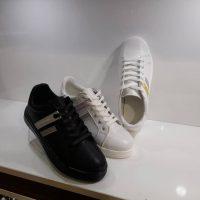 کفش اسپرت دخترانه چرم صنعتی مدل n-2038