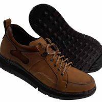 کفش مردانه چرم طبیعی مدل n-1454