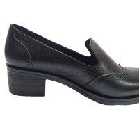 کفش چرم زنانه مدل n-1853